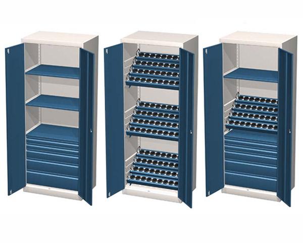 Шкаф ВР-1357/58. Примеры конфигураций