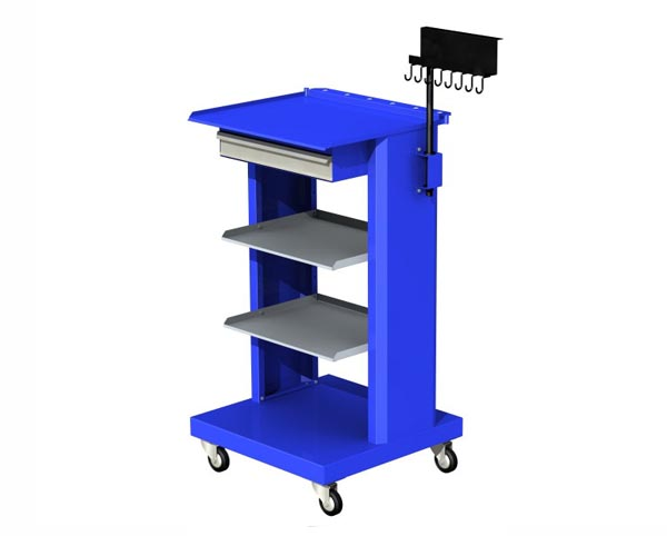 Компьютерная стойка для диагностики своими руками